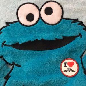 SESAME STREET Cookie Monster Sleepwear Shirt